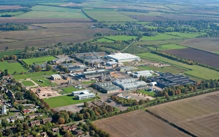 Lincolnshire plant